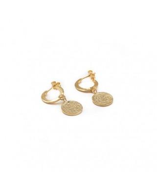 Σκουλαρίκια PHILIP COINS