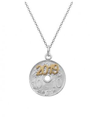 Κολιέ Νόμισμα 2019